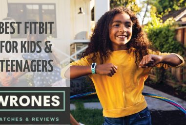 The Best Fitbit For Kids & Teenagers – 5 Durable Trackers