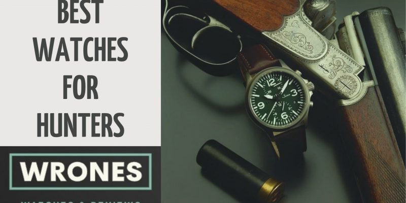 GPS, Moon Phase Hunting Watches: Best 8 for Hunters