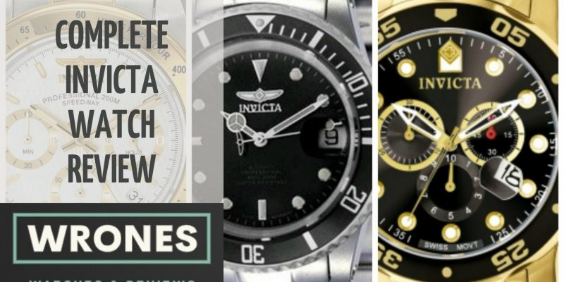 Are Invicta Watches Good? The Complete Invicta Watch Review